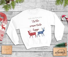 Hygge Sweatshirt Tis The Season To Be Hygge Scandinavian | Etsy