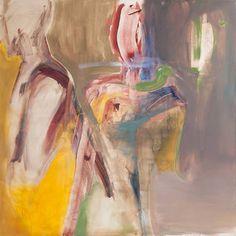 """Homemade Names,"" original abstract painting by artist Karolina Zglobicka (UK) available at Saatchi Art #SaatchiArt."