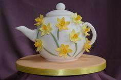 how to make a teapot cake | 16 Apr