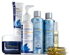 Phyto hair care products. The shampoos are very luxurious and leave hair so soft