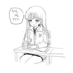 일진에게 혼나는 만화 뒤바뀐 결말 manhwa : 네이버 블로그 Anime, Character Design, Cartoon, Manga, Female, Comics, Board, Badass, Entertainment
