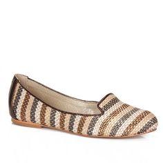 Sapato Slipper Brasileñas
