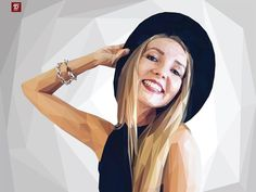 (@d_berezhna_d) в Instagram: «#girl#portrait#ukraine🇺🇦#cherkasy#polygonal#art#poligonalart#lowpoly#lowpolyart#lowpolygon#polygonart#ai#adobe#adobeillustrator#artwork#graphic#graphicdesign#drawing#vector#design#portrait#portraitlowpoly#like#follow#geometric#заказываем_портрет#портретыназаказ#dasha_berezhna_design#LowPolyLook»