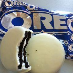 OREO ricoperti: cioccolato bianco