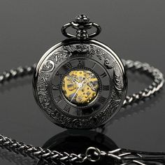 US $19.99 New with tags in Jewelry & Watches, Watches, Pocket Watches