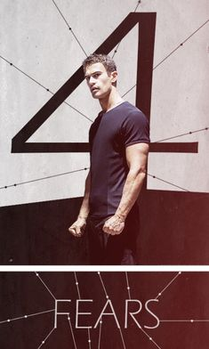 "Divergent Book and Movie: ""See if you can figure out why they call me Four."" ~ Four (played by Theo James) via PagetoPremiere.com Twitter"