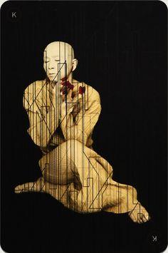 BUTOH DANCER: USHIO AMAGATSU | PH: YOSHIHIKO UEDA