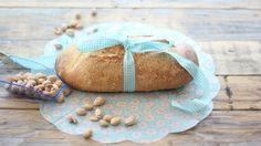 Pane Al pesto di pistacchio