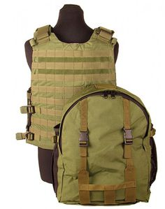 K2- COMMANDER ARMOR K2, Sling Backpack, Vests, Backpacks, Bags, Handbags, Backpack, Backpacker, Bag