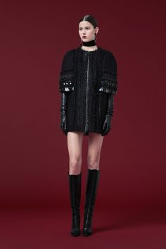 Andrew Gn Pre-Fall 2016, Look #43