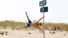 Die Human Flag lernen und beherrschen.DieBasics trainieren mit Übungen, Tipps und Tricks