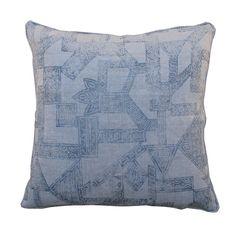 "Zak + Fox ""Pazuru Snow"" Pillow"