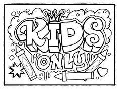 Graffiti Ausmalbilder Zum Ausdrucken Malvorlagen Graffiti