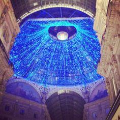 Xmas Sky @Milan De Vito