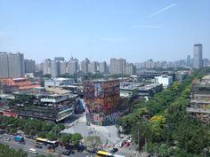 sanlitun view, Beijing