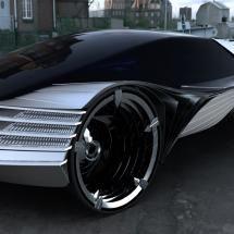 Cadillac new concept car