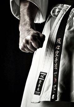 That martial arts life.