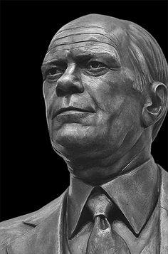 President Gerald Ford, United States Capitol, Washington, D. C.  Copyright 2015 Michael McLaughlin.