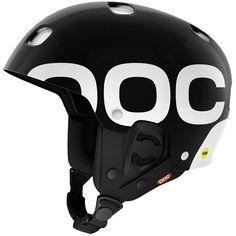 Poc Women Receptor Backcountry Ski Helmet (2.770 NOK) ❤ liked on Polyvore featuring black