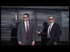 VIDEO: Mystery handler hides Hillary exit from van - The American Mirror (9/8/16)