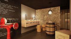 Ausbau Weinkeller
