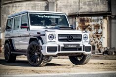 MERCEDES-BENZ G-CLASS BODY KIT | Fairly Design INC.