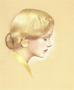 The Breck Girl by Charles Gates Sheldon for Breck Shampoo Moda Vintage, Vintage Ads, Vintage Prints, Breck Shampoo, Image Halloween, Image Nature Fleurs, Rolf Armstrong, Girl Artist, Pin Up Art