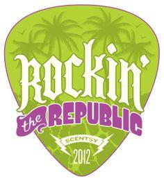 Rockin the Republic, Scentsy Style!