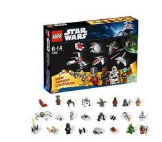 LEGO Star Wars Advent Calendar 7958 Discontinued 266 Pieces 2011 #LEGO