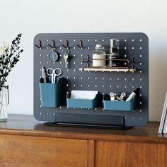 Home Office Design, Home Office Decor, House Design, Home Decor, Desk Setup, Room Setup, Diy Interior, Interior Design, Stationary Organization