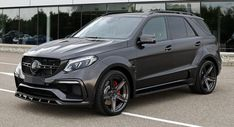 As far as TopCar-tuned Mercedes-AMG models go, this particular Carbon Gray GLE… Mercedes Benz E63 Amg, Mercedes Benz Cars, Expensive Gifts, Bmw, Coffee Lover Gifts, Exotic Cars, Jeep, Porsche, Affair