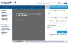 Malaysia Airlines website targeted by hacker group 'Cyber Caliphate'