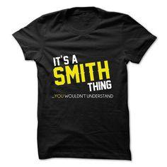favorite Names SMITH T shirts