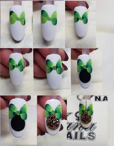 Amazing gel nails polish colors I adore Xmas Nails, Holiday Nails, Christmas Nails, Fun Nails, Christmas Ideas, Trendy Nail Art, Nail Art Diy, Winter Nail Art, Winter Nails