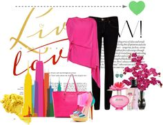 """""""Live Love"""" by ce-p on Polyvore"""