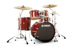 Yamaha Reference SCB2FS57 Drum Shell Pack with Hardware, Cranberry Red by Yamaha. $899.99. Borrowing from our legendary Recording Custom drum sets, the world-famous Yamaha birch sound is now available in an affordable package. From the YESS mounting system to the tom ball clamps to the rich lacquer finishes, the Stage Custom Birch encompasses value, quality, and craftsmanship.. Save 41% Off!