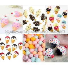 Find More Beads Information about 10x New Mini DIY Simulation Ice cream Snowballs Resin Accessories DIY Decoration For Cream Phone Case Potted Ornament,High Quality decorative crafts accessories,China accessories bracelet Suppliers, Cheap accessories guitar from Riky_mall on Aliexpress.com