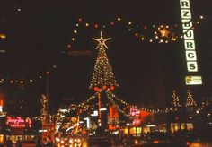 christmas displays downtown   Vintage Christmas decorations to debut in downtown Grand Rapids ...