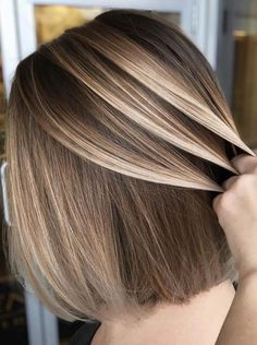 40 On Trend Balayage Short Hair Looks In 2019 Hair Ideas