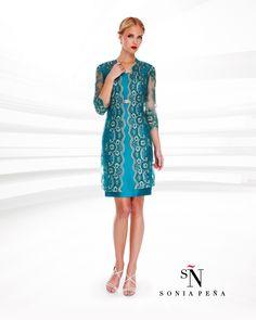 Uno de mis vestidos favoritos de Sonia Peña . Ref: 1170140
