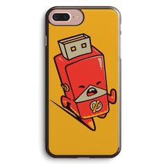 Flash Drive Apple iPhone 7 Plus Case Cover ISVC125