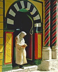 The Hammam . Tunis