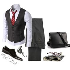 Business fashion for men