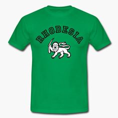 """Remember Rhodesia? Known as """"Zimbabwe"""" nowadays. Keep the memory of Rhodesia alive! https://shop.spreadshirt.fi/revolt-noir/""""rhodesia""""-A106415914?appearance=92"""