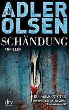 Jussi Adler Olsen - Schändung