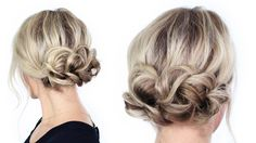 Abby Smith - Twist Me Pretty.  This is my new concert hair-do.  Super simple, but classy.