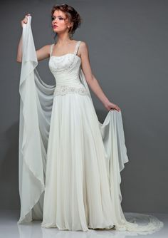 Lady White - will be presented at Elegance in Bridal Show on July 22, 2012 - Richmond VA
