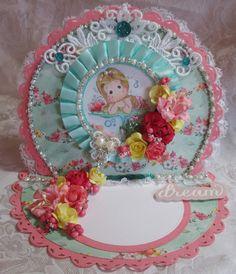 ScrapbookFashionista Designs by Rina: Simply Magnolia By The Sea