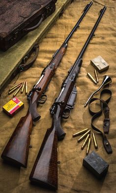 Westley Richards Vintage Take-Down Rifles