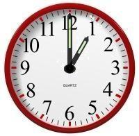 Rekenen groep 4 | Analoog klokkijken: hele uren
